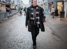 Bart De Nijn op de Bruul (foto met dank aan Patrick Hattori)