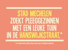 Week van de Pleegzorg Mechelen