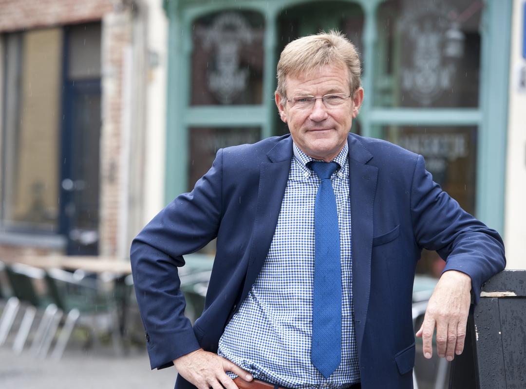 """Johan Van Overtveldt: """"Blij met extra boost voor economie"""""""