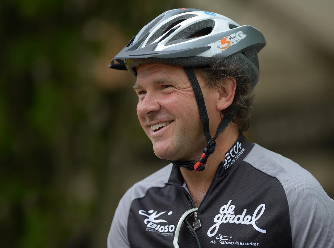 Vlaams minister van Sport Philippe Muyters