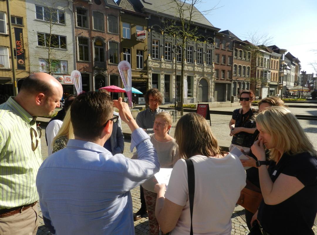 Retailtour Mechelen
